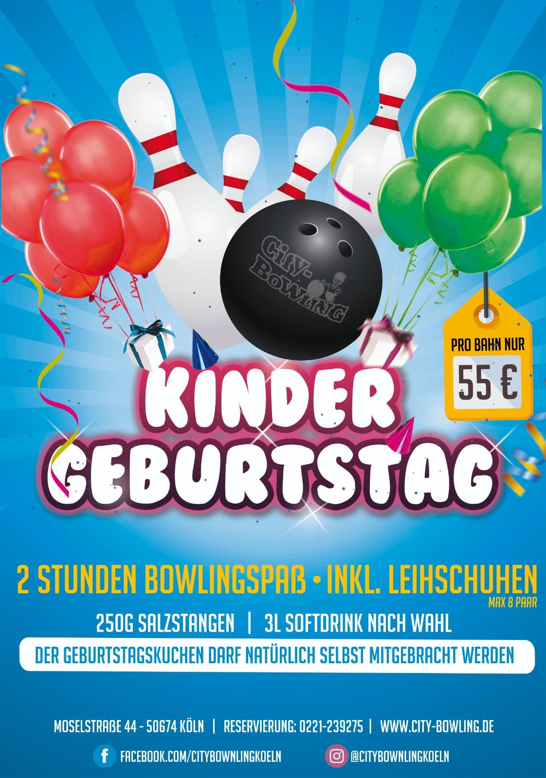 Ausdrucken bowling geburtstag kostenlos einladungen Einladungskarten &